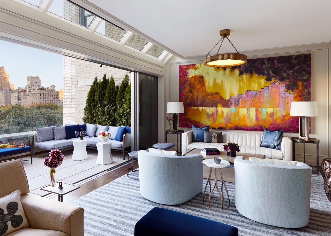Midtown Duplex Penthouse
