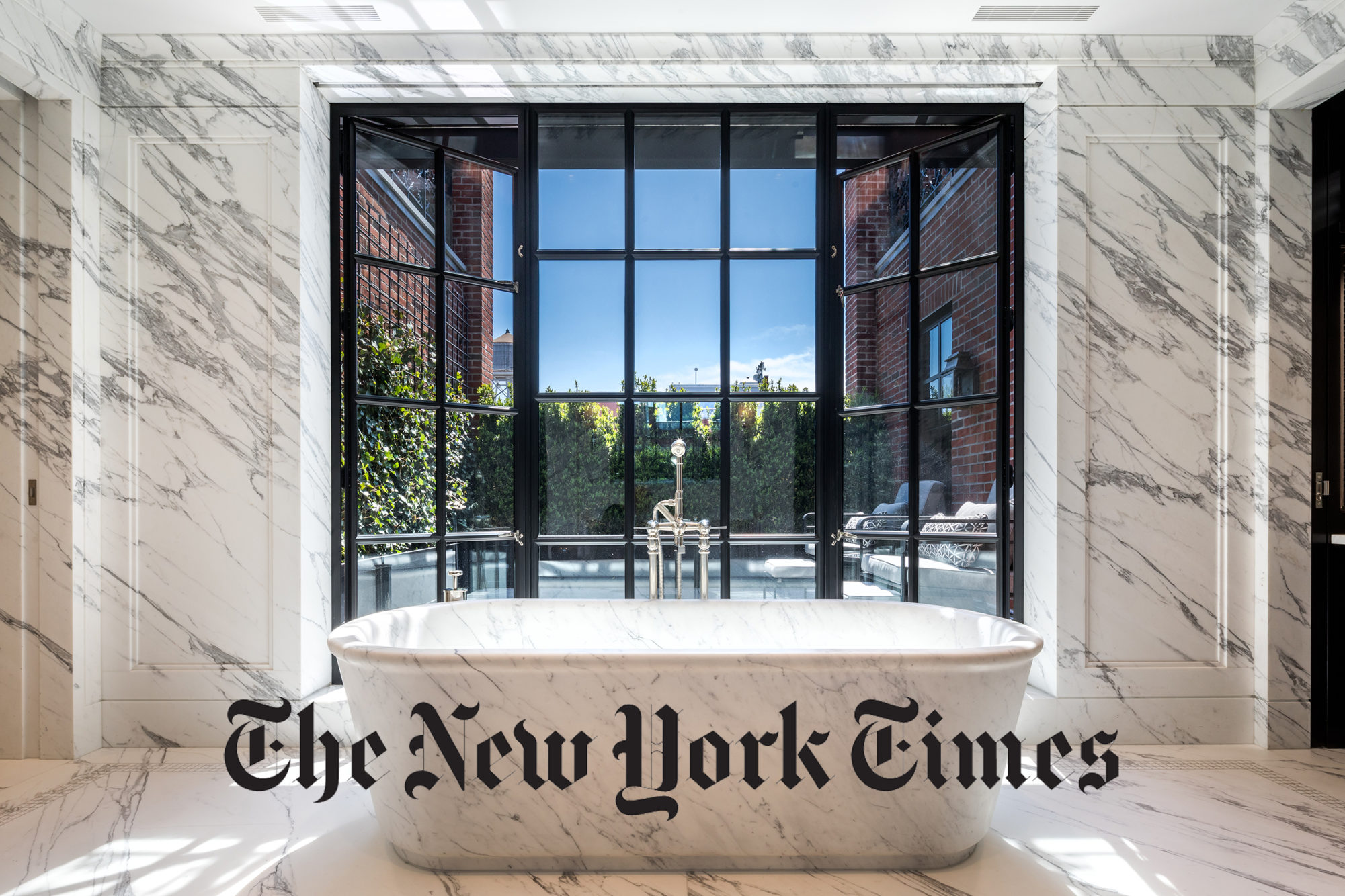 Soho Loft Project Highlighted in The NY Times