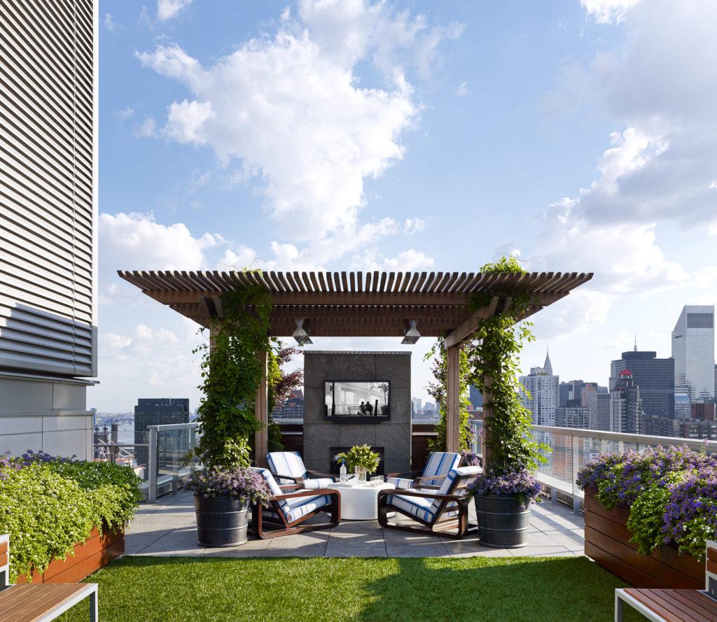 Upper East Side Terrace