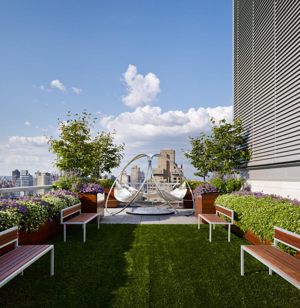 Lower Level Terrace
